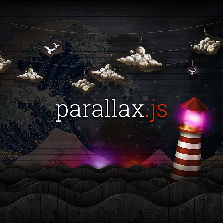 parallax js